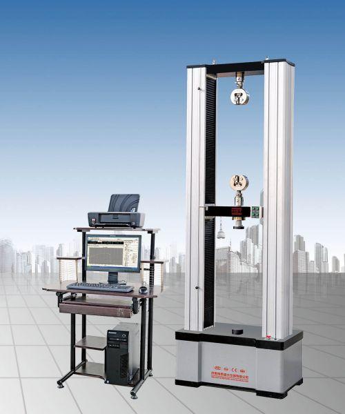 冷拔异性钢管延伸试验机