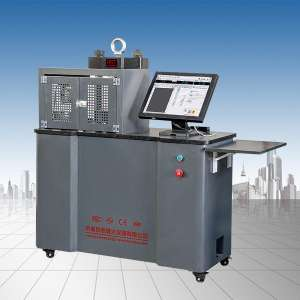 300kN石油支撑剂压力试验机