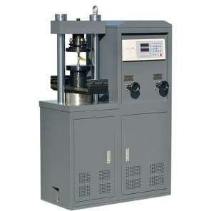 YA-300B数显式压力试验机