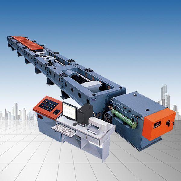 微机控制式钢丝绳卧式拉力试验机